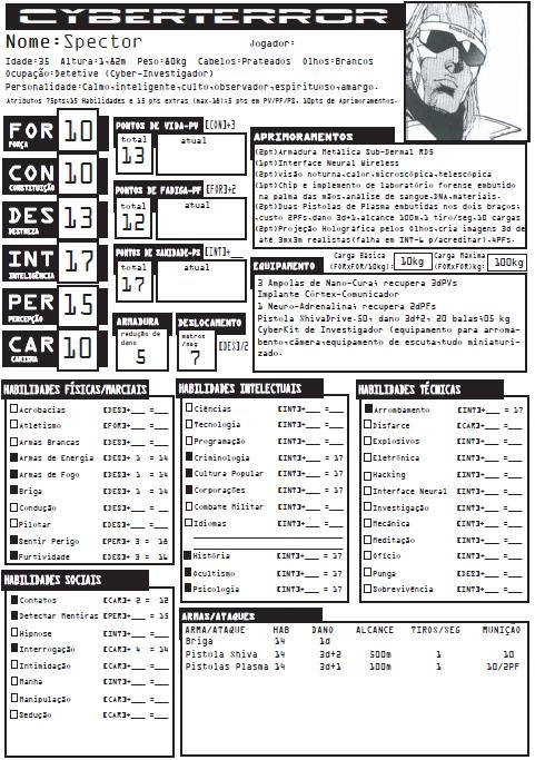 Spector (Cyber-Detetive)
