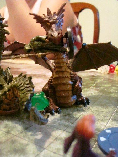 Stadt Jever e o Dragão!