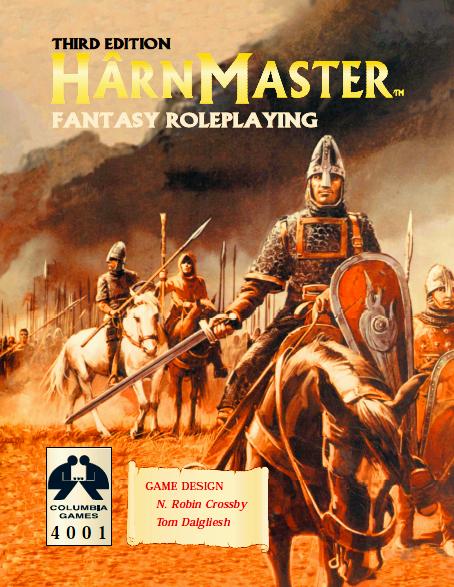 Hârnmaster - RPG Escolavéia