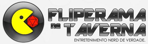 fliperama na taverna logo