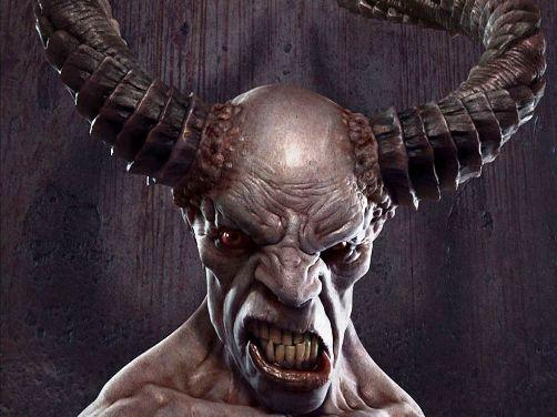 Feral - Monstros da Maldição do Minotauro
