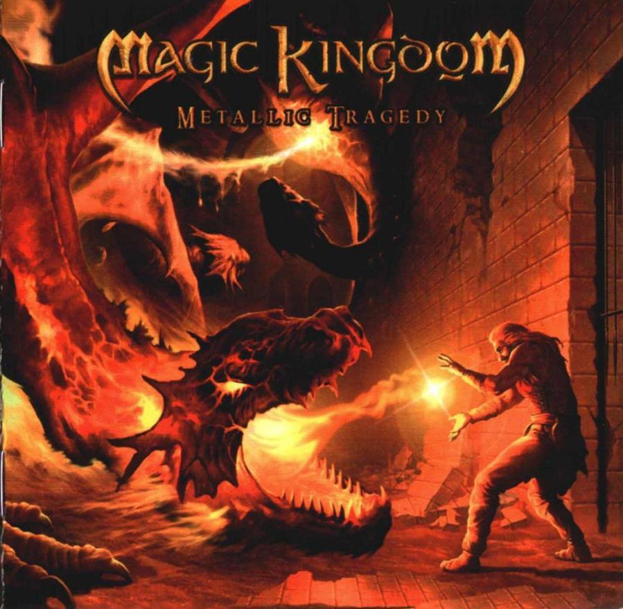 Magic Kingdom - Banda de Symphonic Metal (Metal RPG) muito doidmais! Recomendo para fãs de Rahpsody!