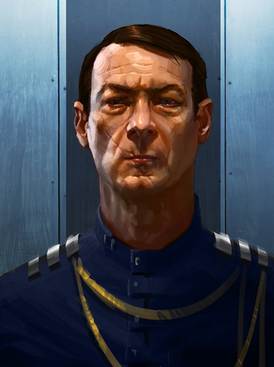 Comandante Caladan Brood