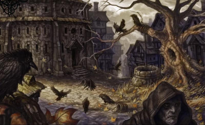 A Cidade de Ravengro