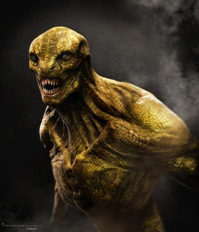 Homem Serpente