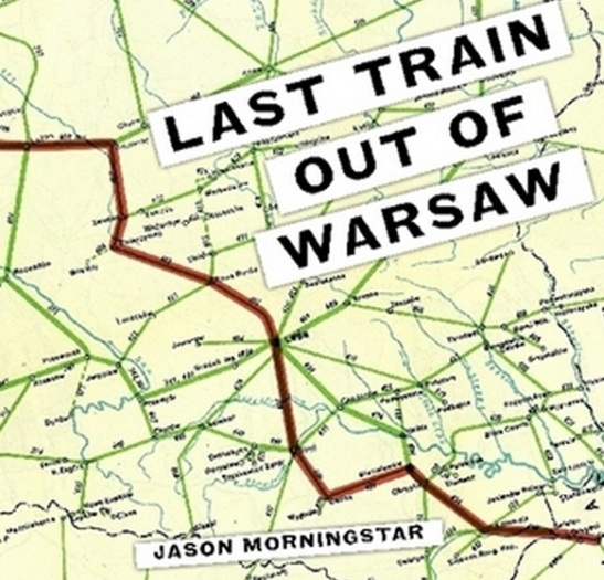 LAST TRAIN TO WARSAW RPG COVER