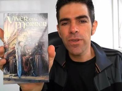 viver ou morrer livro capa