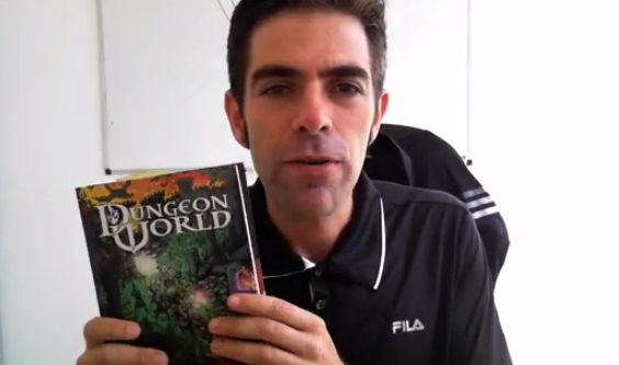 nitrovideo dungeon world