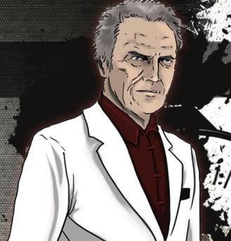 Meu personagem, o Doutor Clint!