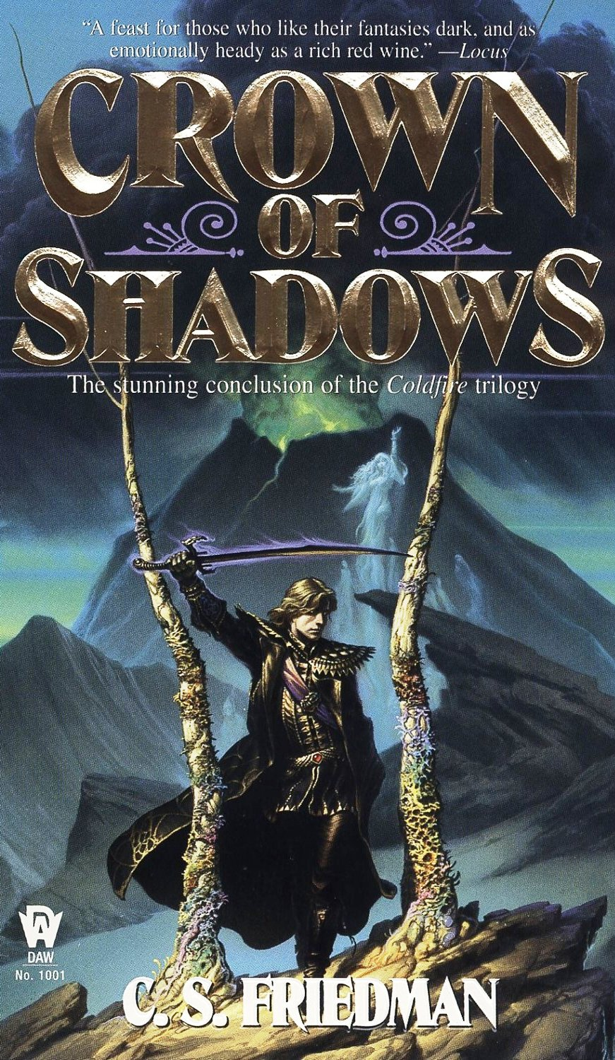 coldfire 3 crown of shadows cover