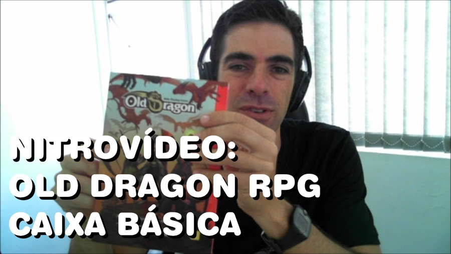 NITROVIDEO OLD DRAGON CAIXA BÁSICA