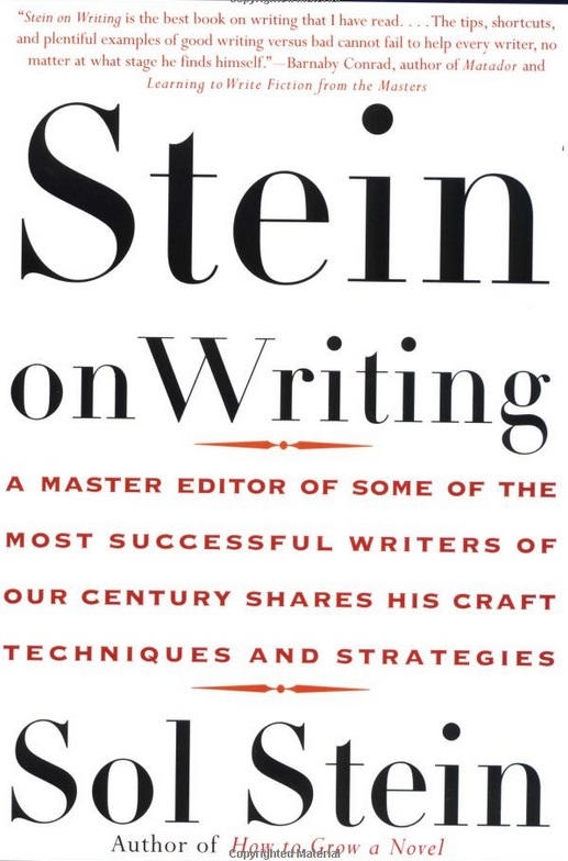 stein on writing cover
