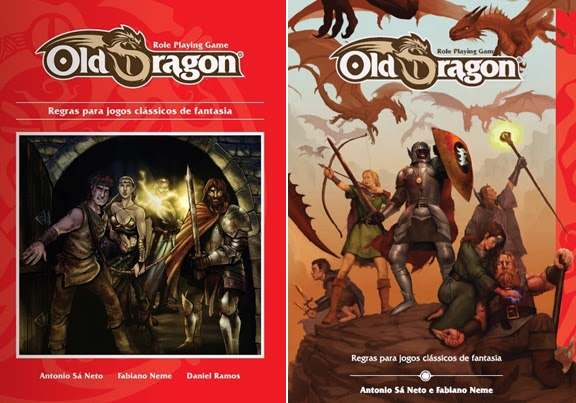 capa old dragon