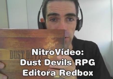 dust devils editora redbox nitro