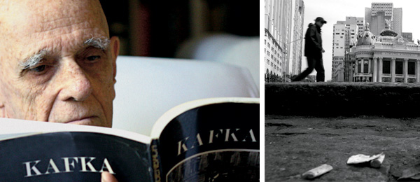 Kafka, a bíblia do Rubão!