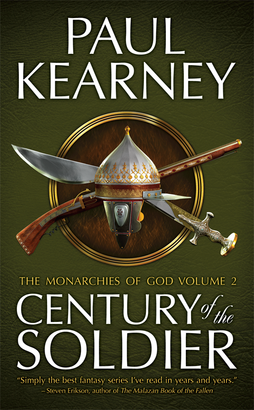 CENTURY SOLDIER COVER