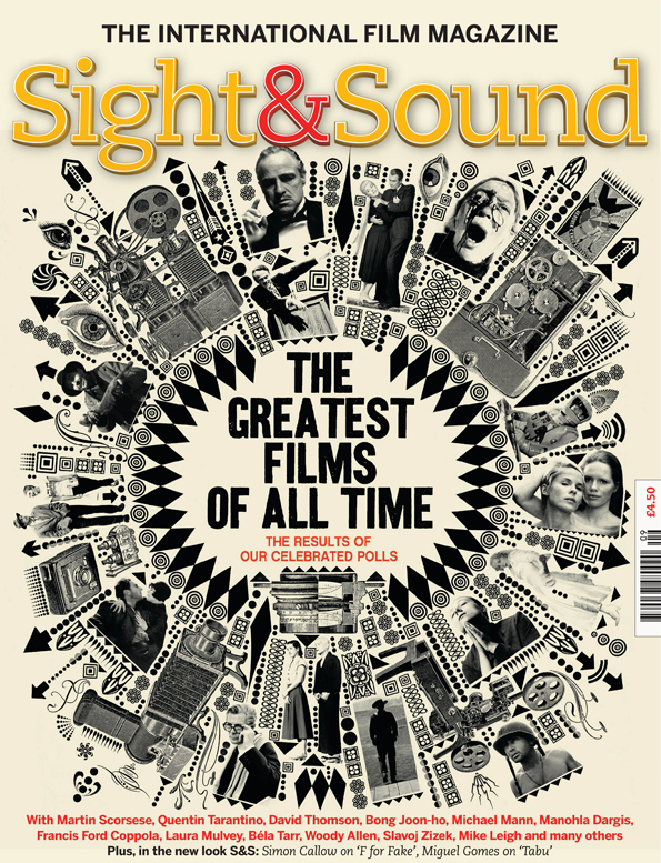 Sight and Sound 250 Movies