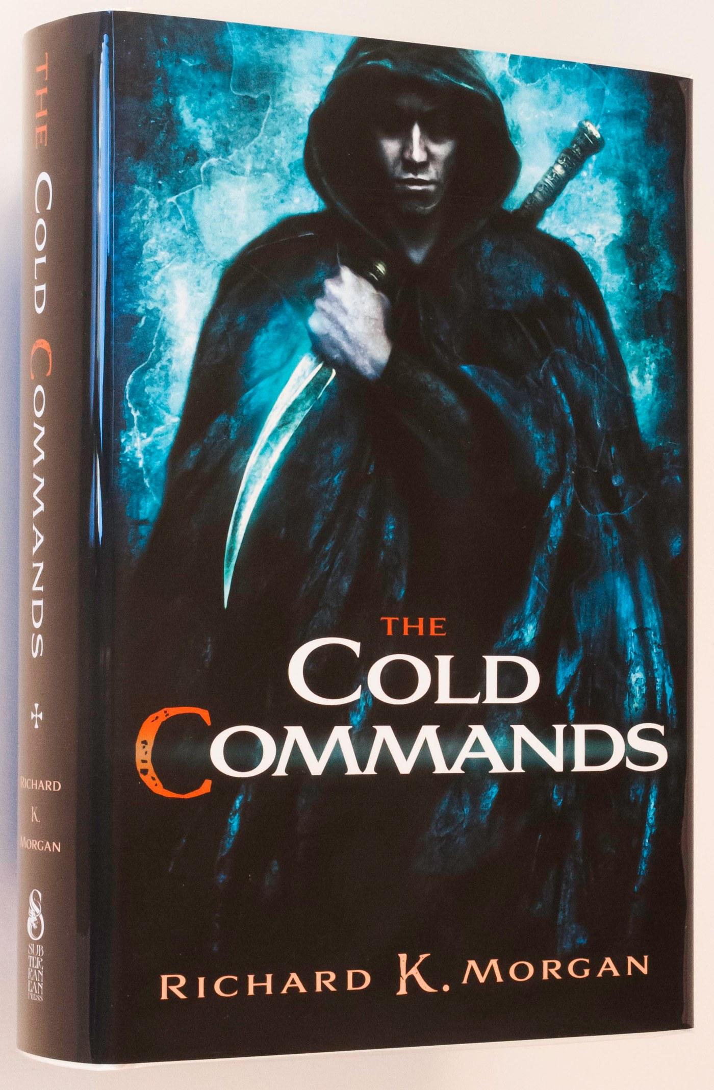 cold commands richard k morgan