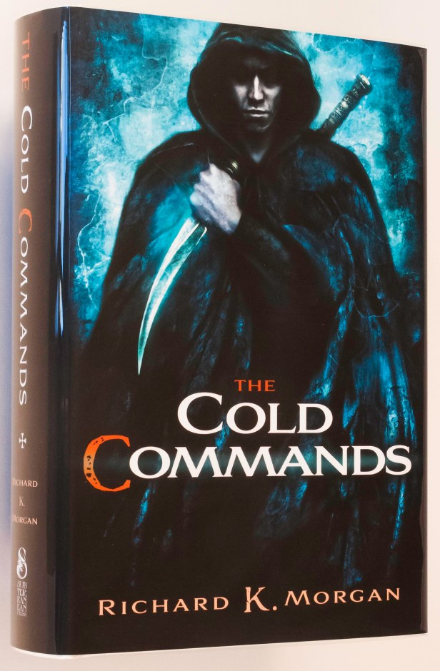 cold commands richard k morgan