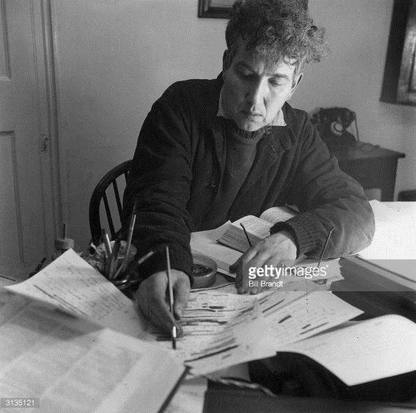 Robert Graves na RALAÇÃO VÉÉÉIO, ESCREVENDO SEM PARAR!