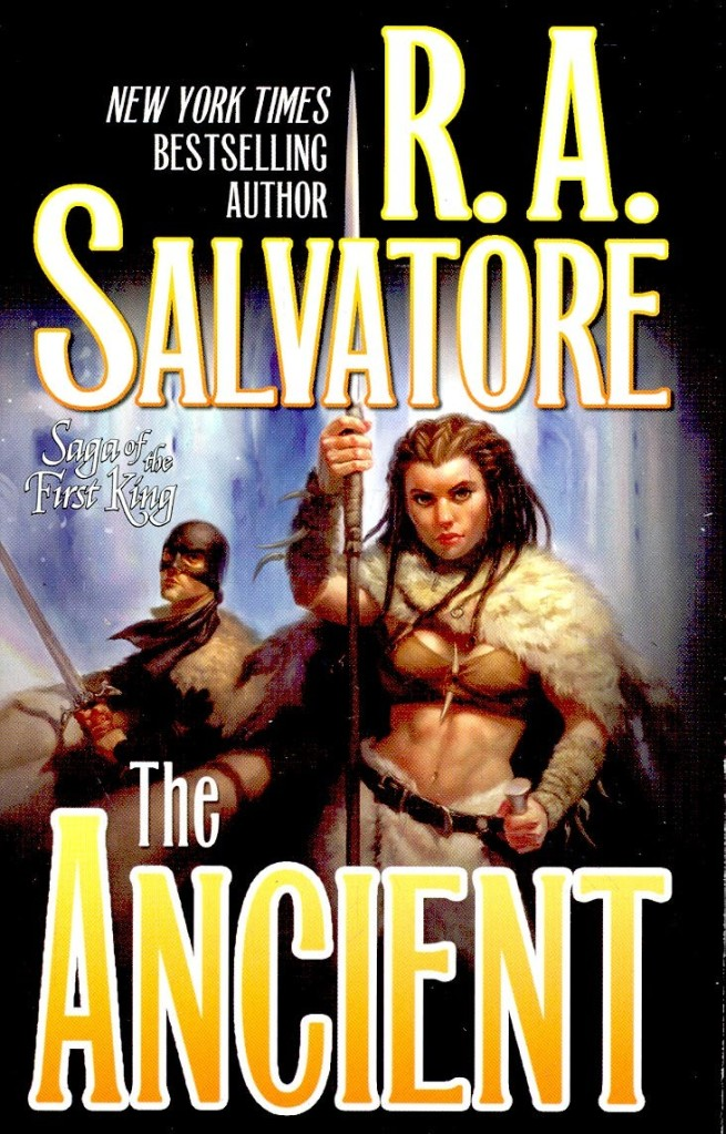 The Ancient - Salvatore - Cover