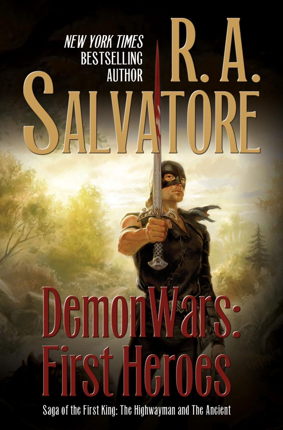the highwayman - salvatore - saga first king