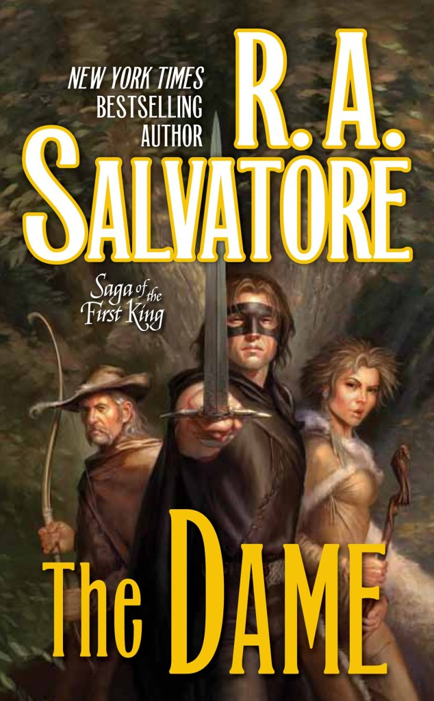 THE DAME - Salvatore - Cover