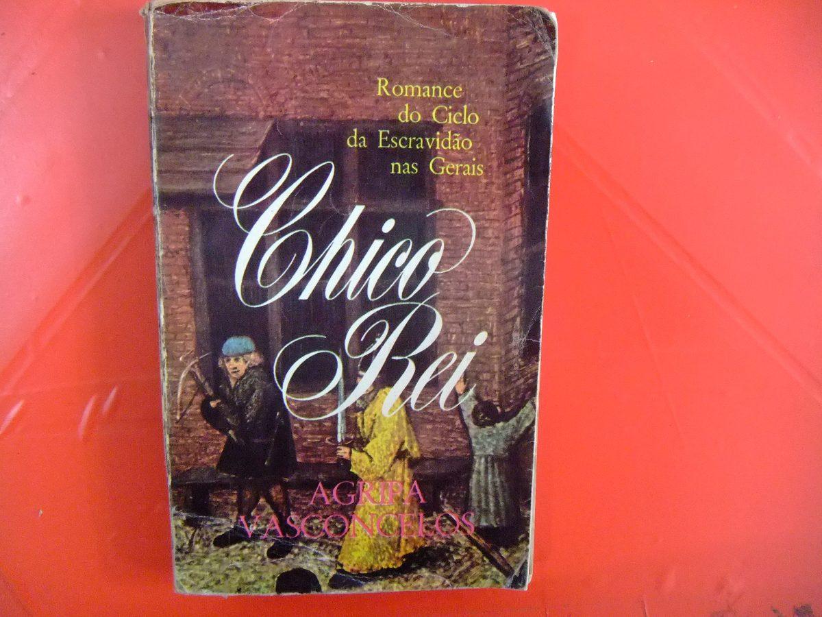 livro-chico-rei-romance-do-ciclo-da-escravido-nas-gerais-23038-MLB20240429349_022015-F