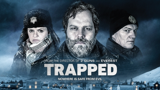 trapped -