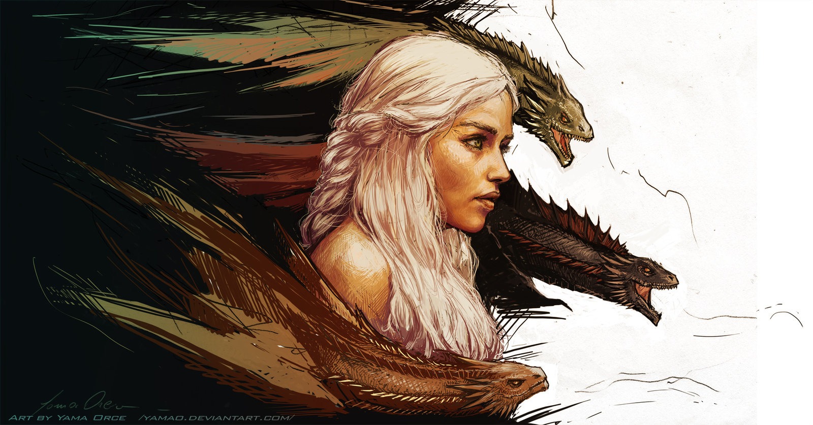 Mother-of-Dragons-by-Yama-Orce-Game-of-Thrones-Art