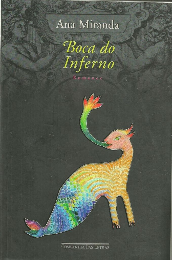 Boca do inferno - Ana Miranda
