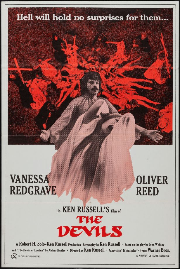 The-Devils-Warner-Brothers-1971.-British-One-Sheet