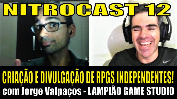 NITROCAST 12 - LAMPIAO GAME STUDIO