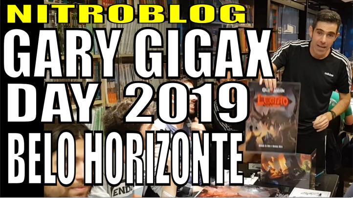 Capa Final Gary Gigax Day